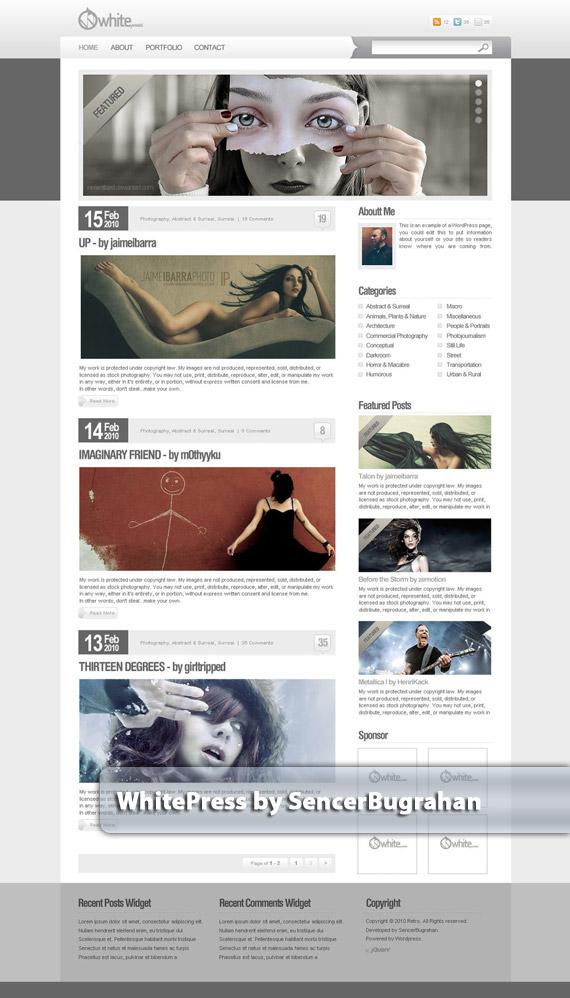 White-press-blog-web-design-deviantart-inspiration