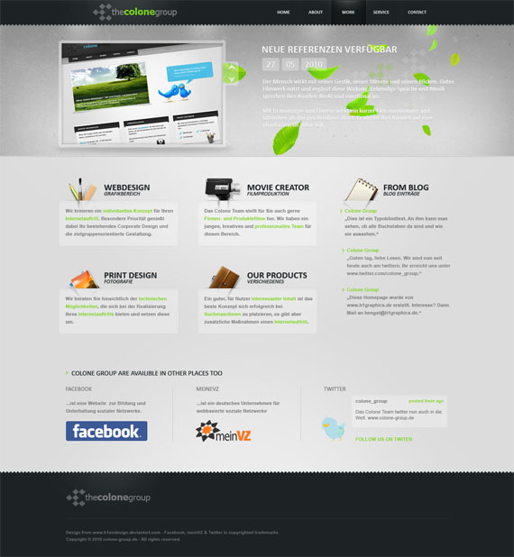 Colone-portfolio-web-design-best-deviantart-groups-you-should-watch