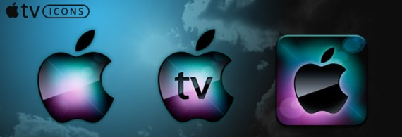 Apple TV иконки