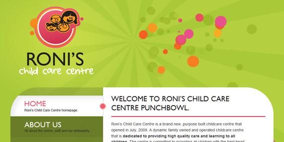Roni's Child Care