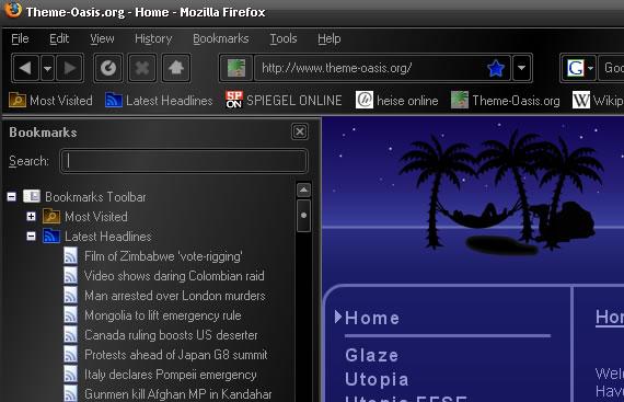 glaze-black-professional-modern-firefox-themes