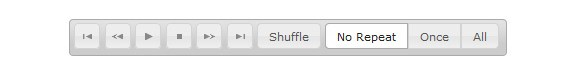 jQuery UI 1.8 Button Demo 2