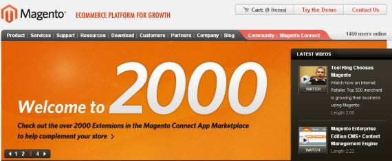 magento-e-commerce-softwares