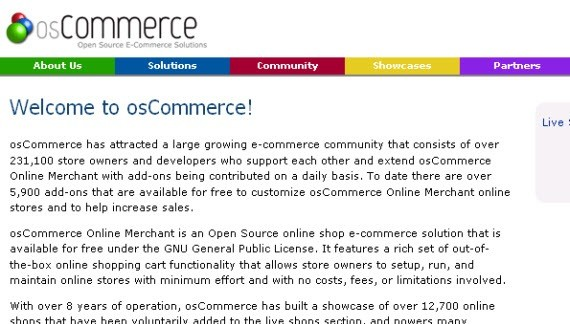 oscommerce-e-commerce-softwares