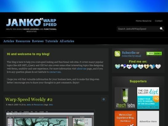 Jankoatwarpspeed.com-snapshot-before