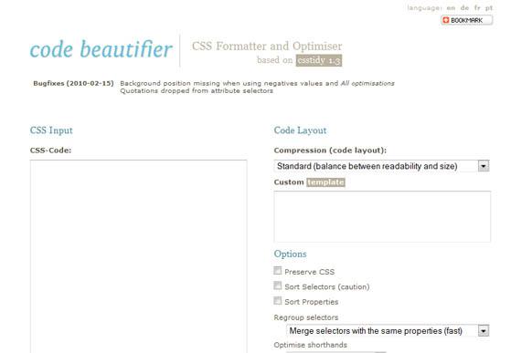 Code-beautifier-useful-css-tools-generators