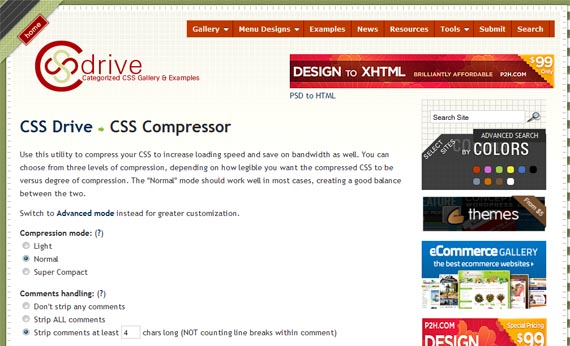 Compressor-useful-css-tools-generators