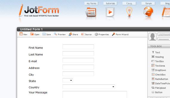 Jotform-useful-css-tools-generators