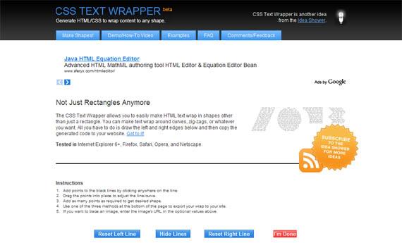 Text-wrapper-useful-css-tools-generators