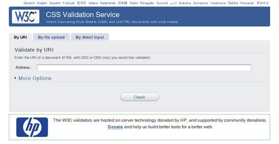 Validator-useful-css-tools-generators