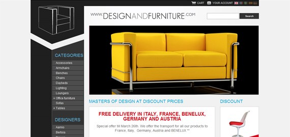 Design and Furniture