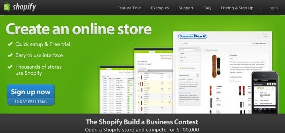shopify-e-commerce-softwares
