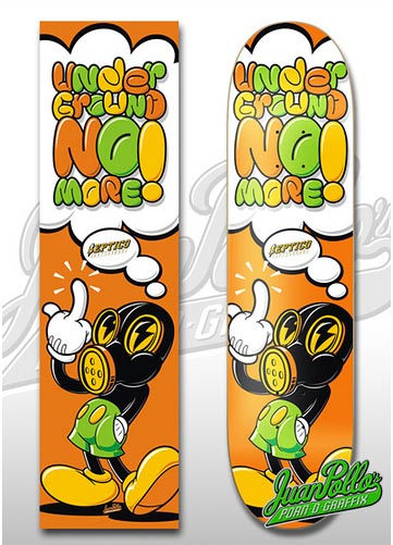 Funny-finger-creative-skateboard-designs