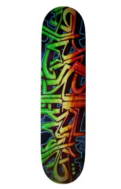 Graffiti-deck-creative-skateboard-designs