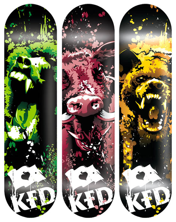 Kfd-creative-skateboard-designs