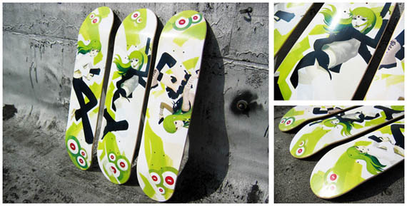 Lichen-creative-skateboard-designs