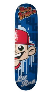 Lil-rob-face-creative-skateboard-designs