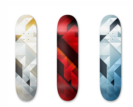 Origami-madness-creative-skateboard-designs