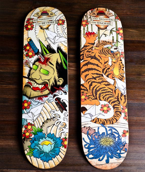 Revenge-saved-my-life-creative-skateboard-designs