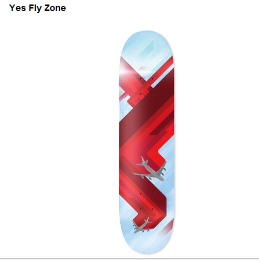 Yes-fly-zone-creative-skateboard-designs