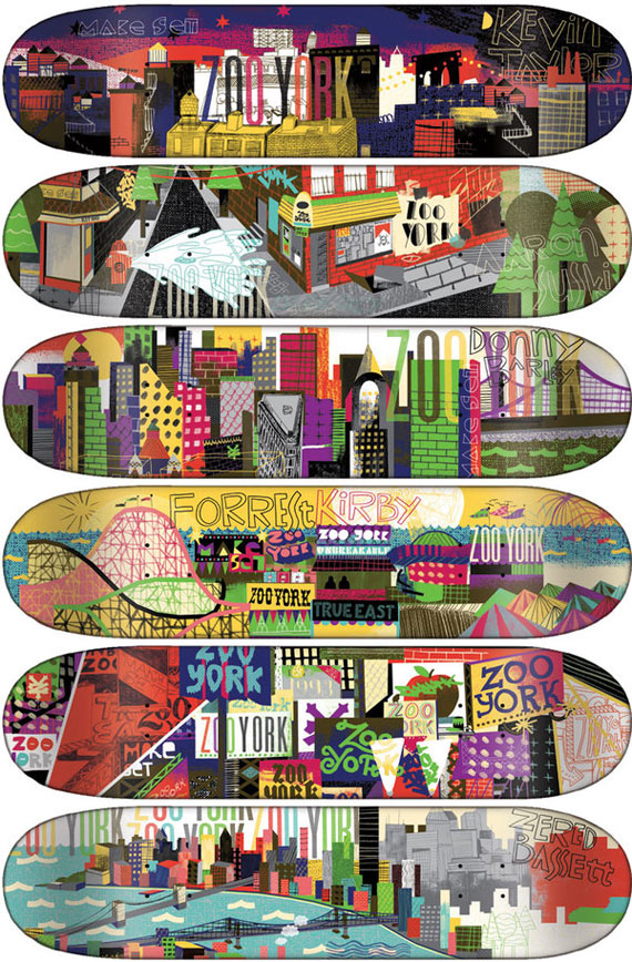 Zoo-york-creative-skateboard-designs