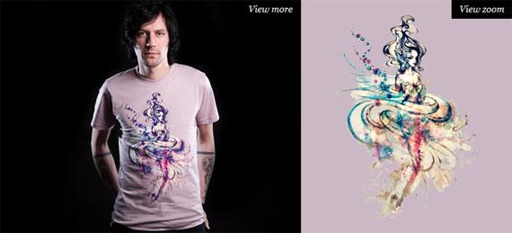 Ariel-cool-creative-tshirt-designs