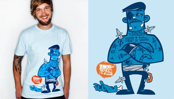 Coeur-de-voyou-cool-creative-tshirt-designs