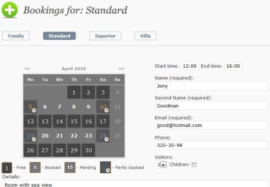 Advanced Calendar Plugins For WordPress