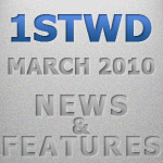 1STWD March 2010 Features: Top Design Links And News