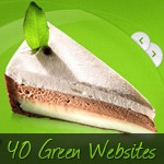 40 Fresh and Inspiring Green Websites