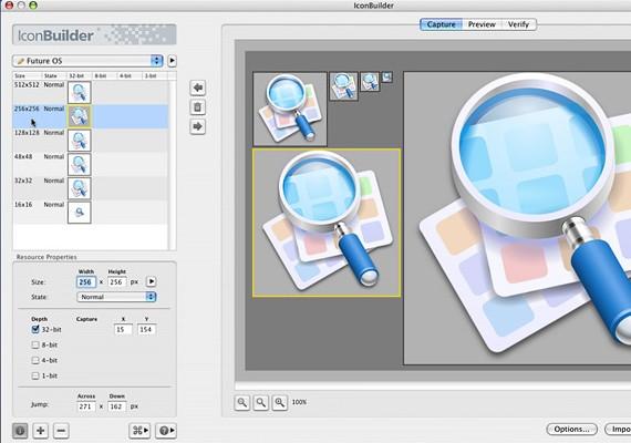 Приложение совместимо с Adobe Photoshop и Fireworks, и с его помощью