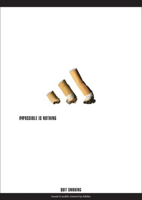 Adidas-quit-smoking-creative-unique-advertisements
