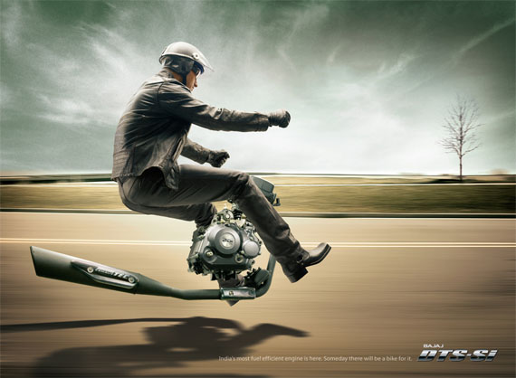 Bajaj-dts-si-engine-invisibility-cruiser-creative-unique-advertisements