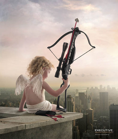 Cupid's-bullets-get-shot-creative-unique-advertisements