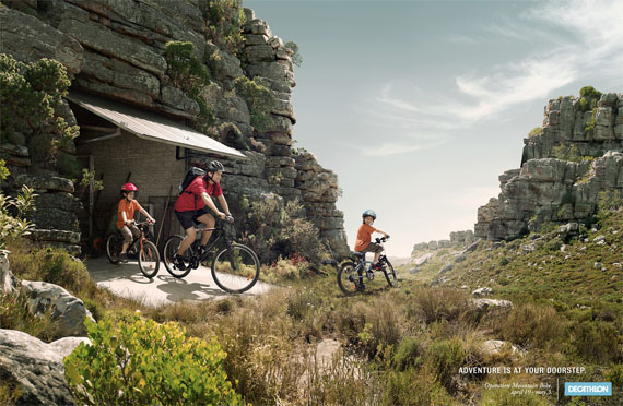 Decathlon-operation-mountain-bike-creative-unique-advertisements