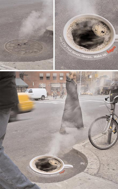 Folgers-coffee-manhole-creative-unique-advertisements