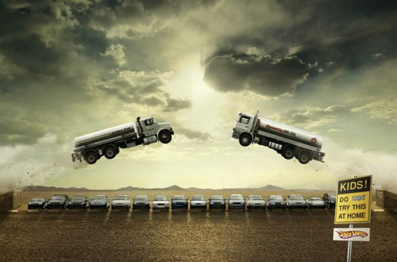 Hotwheels-stunts-creative-unique-advertisements