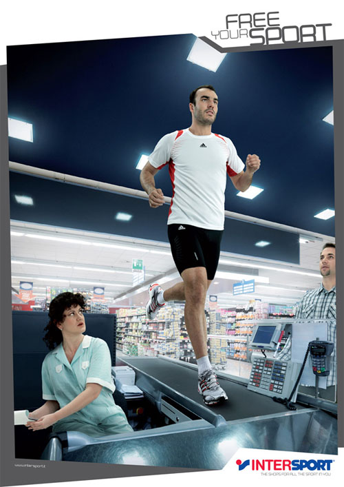 Intersport-free-your-sport-creative-unique-advertisements