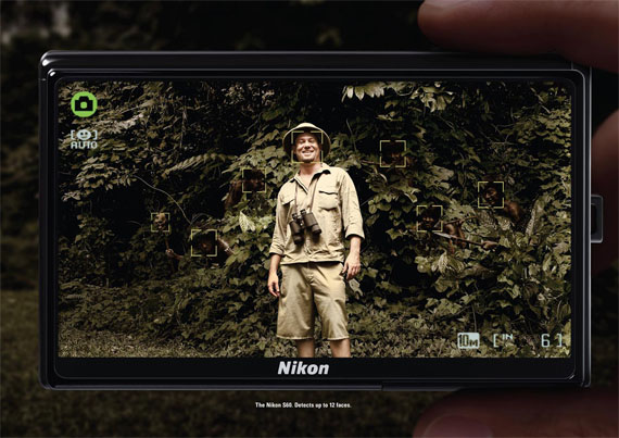 Nikon-face-detect-creative-unique-advertisements
