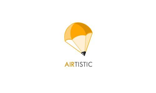 Логотип в виде карандаша