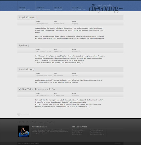 Dieyoung-creative-blog-designs-for-inspiration