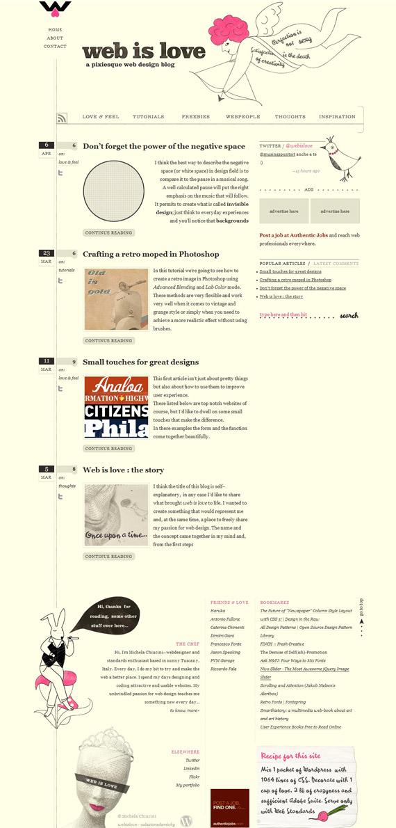 Webislove-creative-blog-designs-for-inspiration