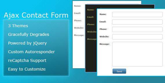 Autoresponder-php-jquery-premium-contact-form