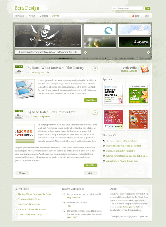 Beta-inspiration-wordpress-blog-designs