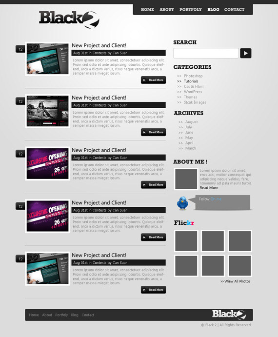 Black2-inspiration-wordpress-blog-designs
