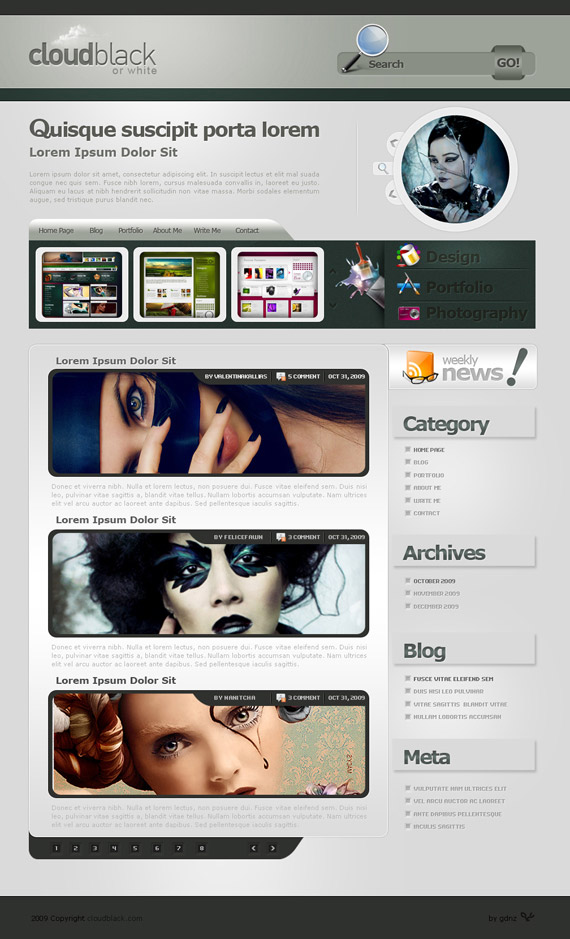 Cloudblack-theme-inspiration-wordpress-blog-designs