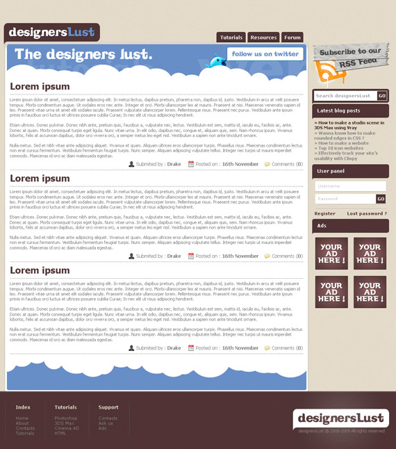 Designers-lust-theme-inspiration-wordpress-blog-designs