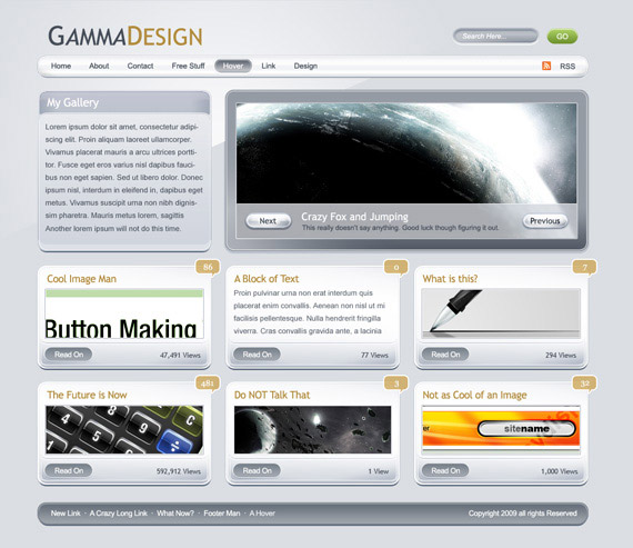 Gamma-bloggers-theme-inspiration-wordpress-blog-designs