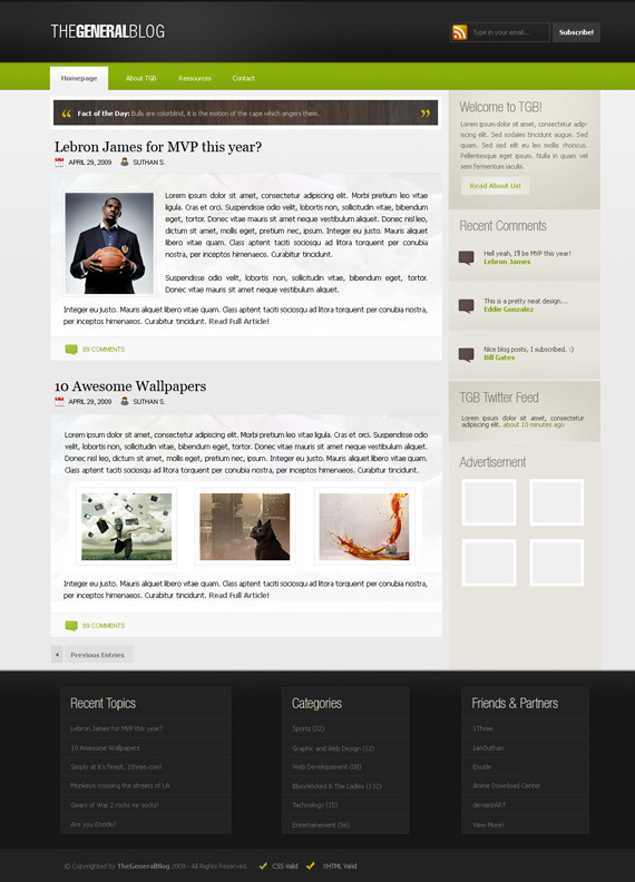 General-inspiration-wordpress-blog-designs