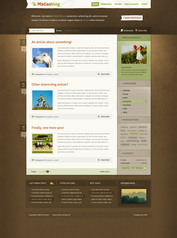 Matias-theme-inspiration-wordpress-blog-designs